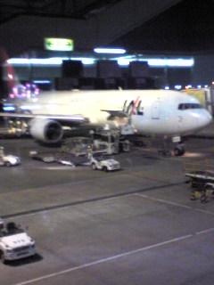 旅に出るなら夜の飛行機